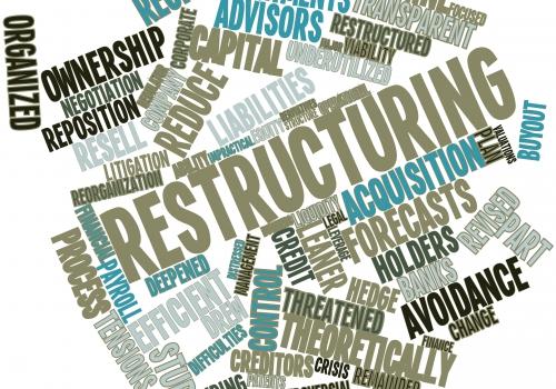Restrukturyzacje