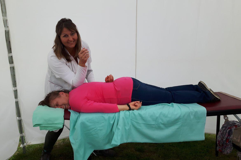 Katarzyna Czopkiewicz - masaż rehabilitacyjny