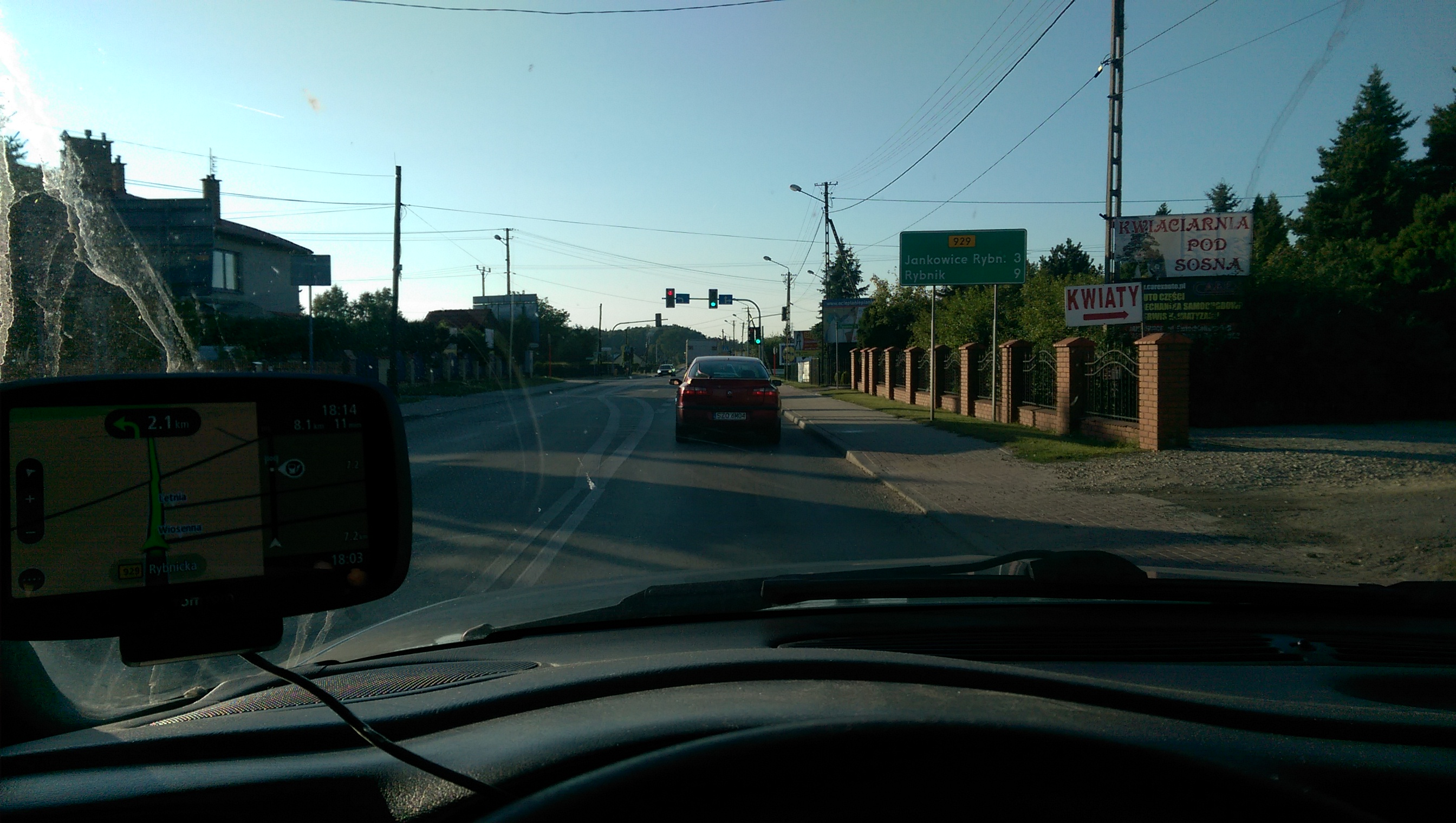 W drodze do Radlina
