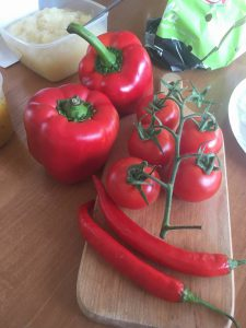 Papryki i pomidory to też owoce