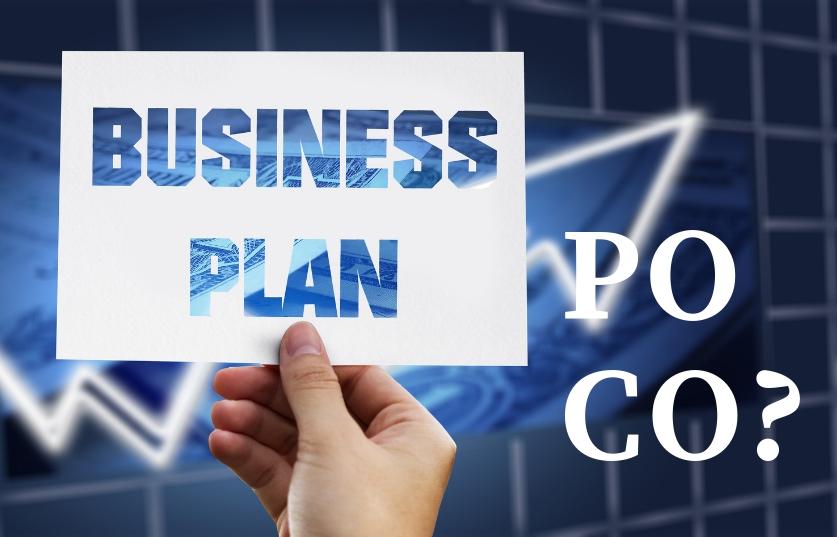 Po co biznes plan