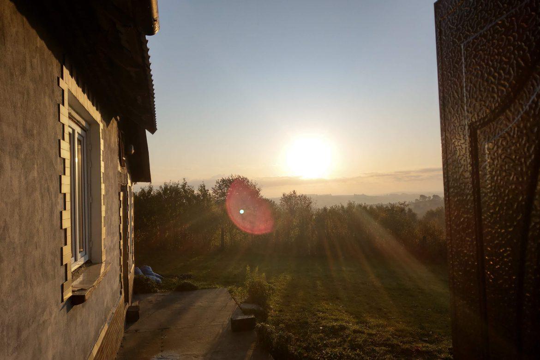Bóg Słońca się budzi